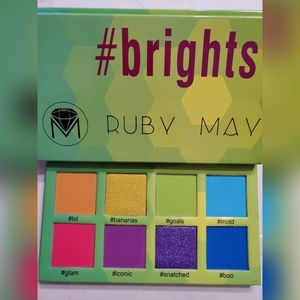 Ruby May Brights palette